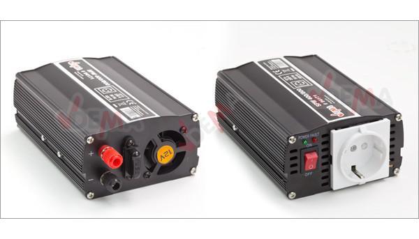 Convertisseur 400/800 - 12/220 V