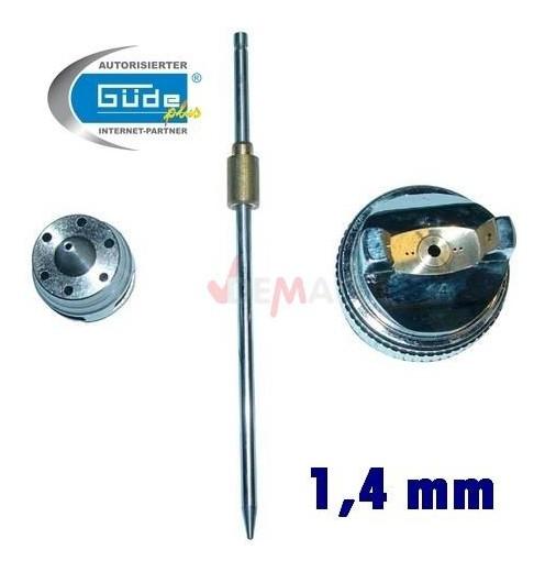 Porte buse + accessoires 1,4 mm pour G40130