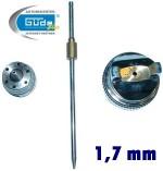 GÜDE - Porte buse + accessoires 1,7 mm  - NEUF