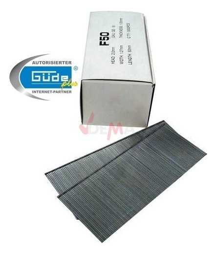 Pointes à tête pour cloueur 40 mm - pour cloueuse G40212 G40402 G40220
