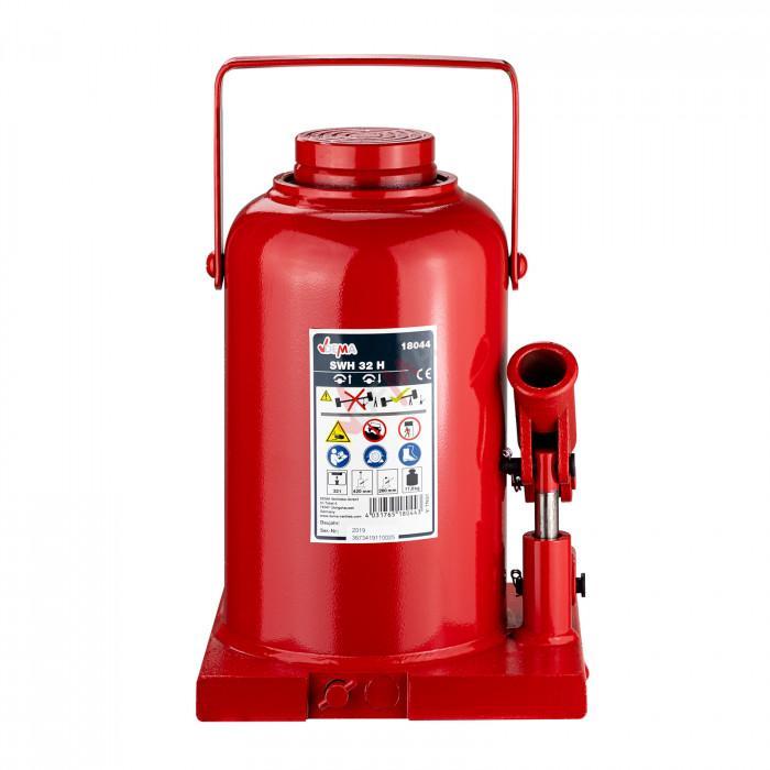 Cric bouteille hydraulique 32 Tonnes hauteur maxi 430 mm