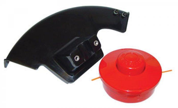 Set de remplacement bobine et protection pour débroussailleuse