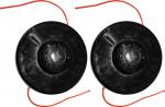 Bobine pour débroussailleuse G95164 - G95704 - G95200 - lot de 2