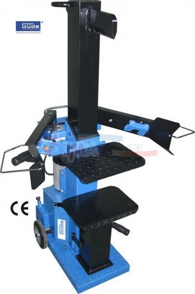 Fendeuse à bûches BASIC DTS 8 Tonnes - 400 V