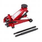 Cric rouleur atelier 3 T stable et robuste levée 155-520 mm