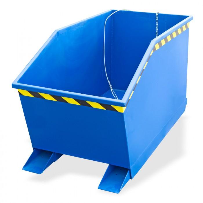 Benne basculante pour chariot élévateur - 500 kg