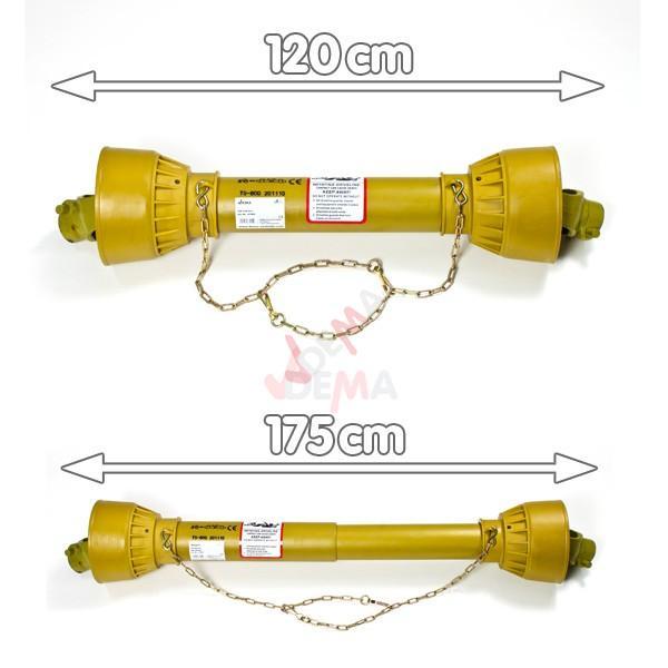 Cardan - 1200-1750 mm