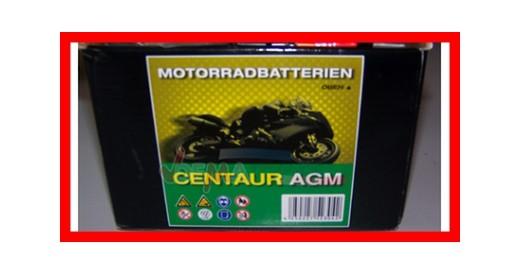 Batterie AGM 12 V 4AH - YTX 5LBS - Moto PACK ACIDE