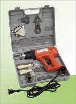 Décapeur thermique 2000 W - avec accessoires et 2 ventilateurs