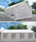 Pavillon toile géant - 4 x 8 m