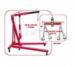 Set - Grue Atelier - 1 Tonne + balancier levage 750 kg