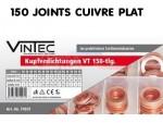 Joints cuivre en coffret 150 pièces