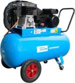 Compresseur bi-cylindre 100 l 420/10/100 EU 230 V