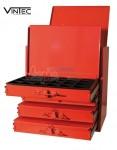 Coffre de rangement - 4 tiroirs + partie supérieure