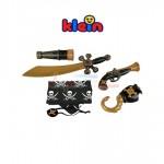 Panoplie de pirate - 6 pièces THEO KLEIN