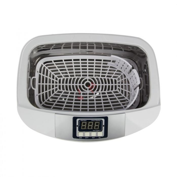 Nettoyeur ultrasons 35000 Hz avec panier et accessoires USR 2200/170