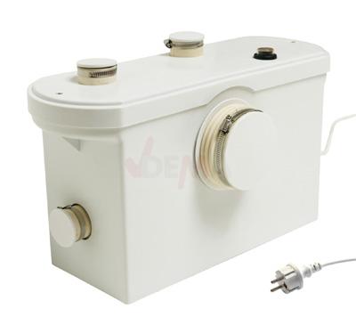 Pompe de relevage eaux usées installation sanitaire - 3 sorties HA600