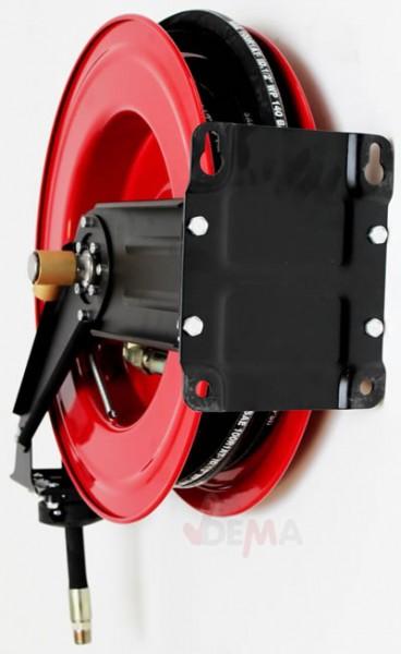 Enrouleur tuyau hydraulique 11 m+1 m connexion SW27 20 x 1,5