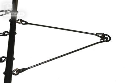 Scarificateur montage universel - 1220 mm