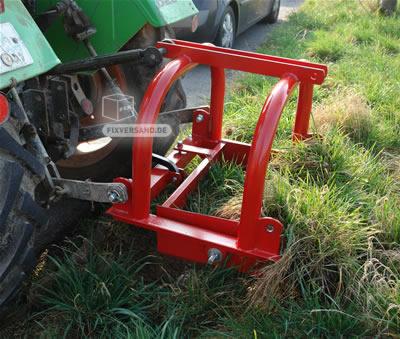 Lame arrière pour tracteurs ou tracteurs compacts