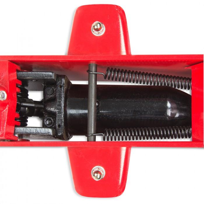 Cric rouleur 3 tonnes - Long - RH3/650 - Levée 650 mm