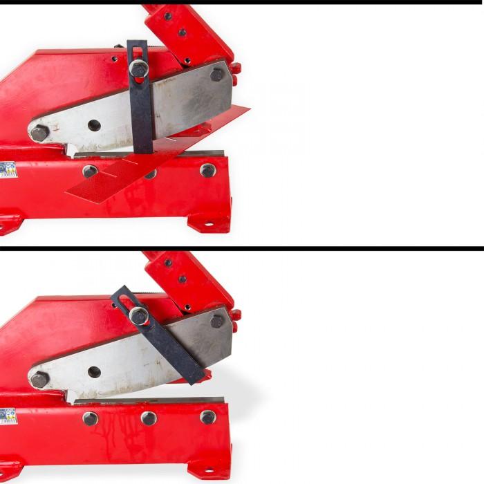 Cisaille à tôle HSG-8 - Longueur de coupe 180 mm