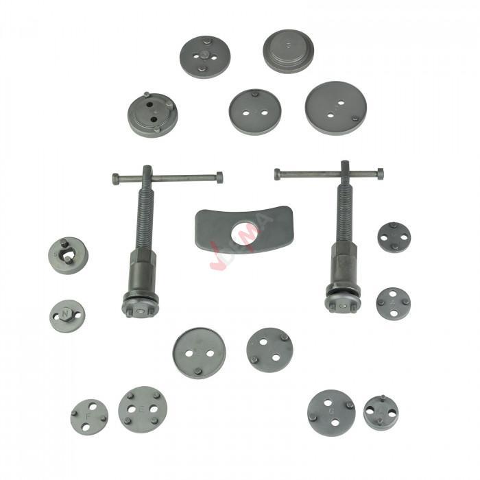 Repousse piston - Etrier de freins - Coffret 18 pièces