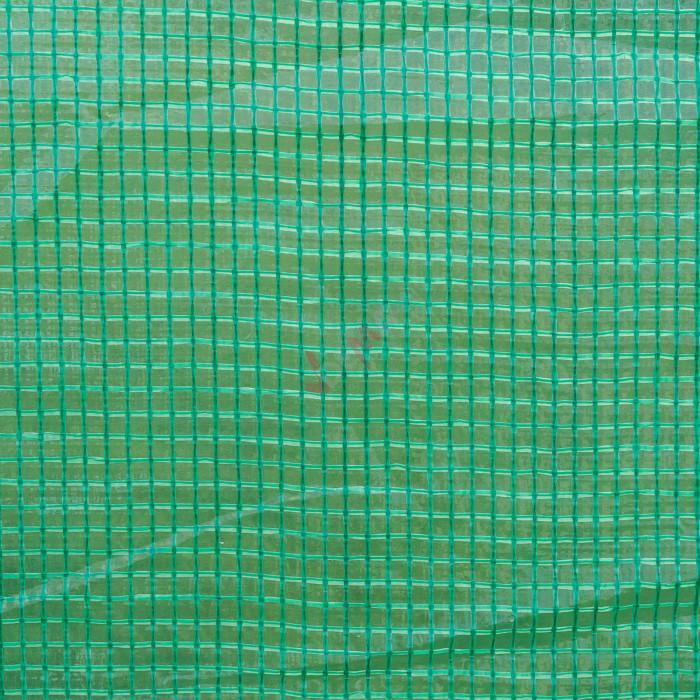 Serre de jardin- 5 m2 - bâche plastique renforcée