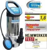 Pompe immergée eaux sales / eaux chargées GSX 1101