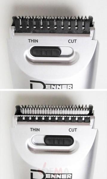 Tondeuse cheveux barbe sans fil rechargeable coupe 3 à 28mm