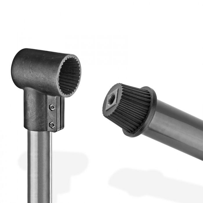 Support réparation vélo tablette réglable tube acier sécurité accrue