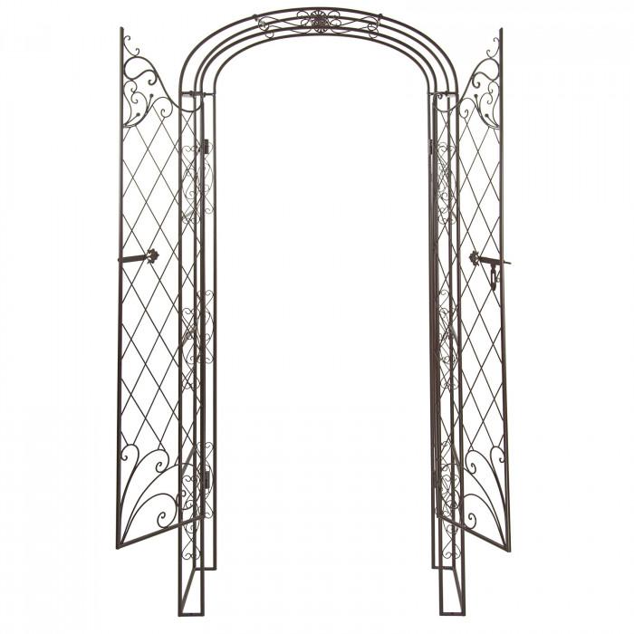 Arche - Porte de jardin romantique aspect ancien