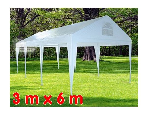 pavillon party profi 3 m x 6 m plein air camping. Black Bedroom Furniture Sets. Home Design Ideas