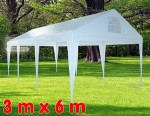 "Pavillon Party ""Profi"" 3 m x 6 m"