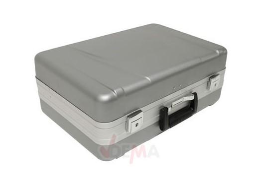 Valise compartimentée métal renforcé - munitions / outillage
