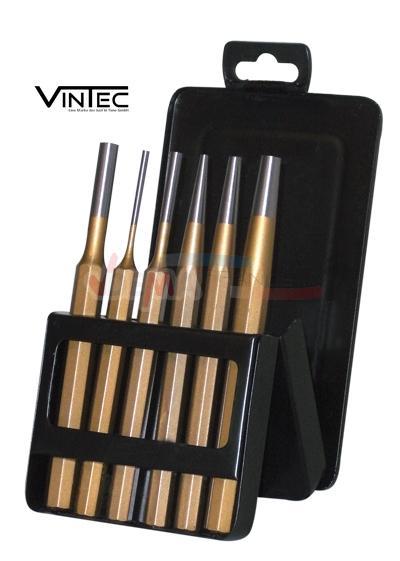 Chasse goupilles et pointeaux set AS6 - VINTEC
