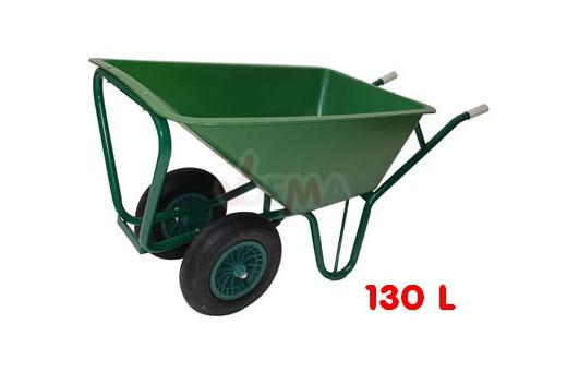 Brouette de jardin 130 litres sk jardin entretien for Brouette de jardin