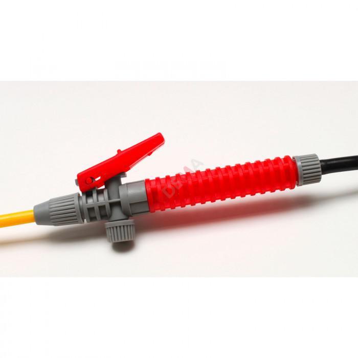 Pulvérisateur à pompe + lance - 11 litres