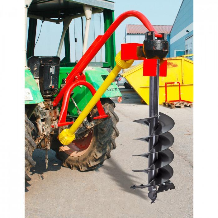 """Tarière 3 points - 300 mm (12"""") pour tracteur"""