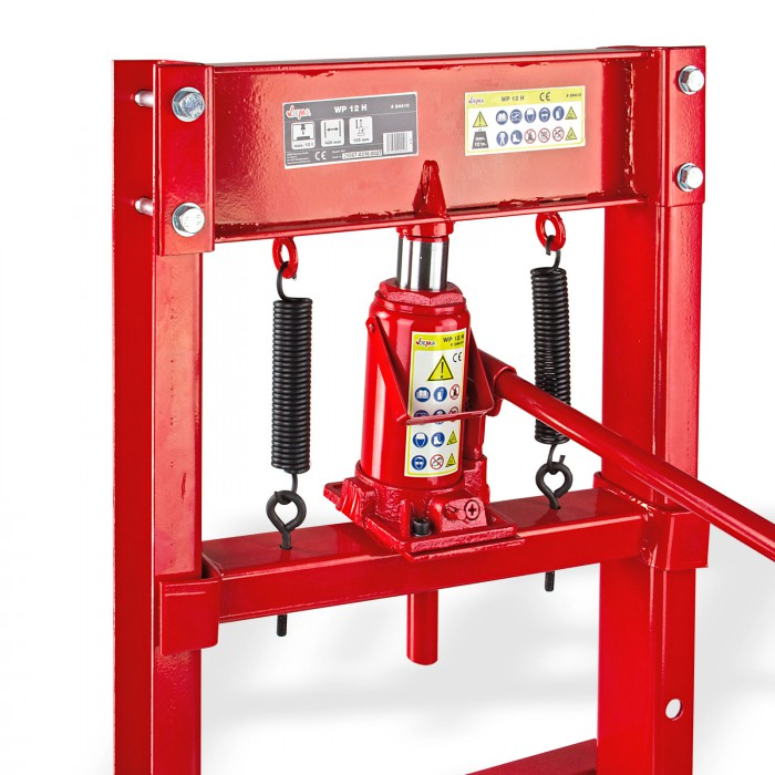 Presse d'atelier hydraulique - 12 T - WP 12 H