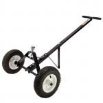 Chariot aide range remorque manuel, capacité de 270 kg
