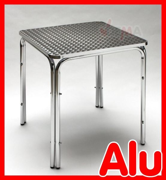 Table de jardin - 800 x 800 mm