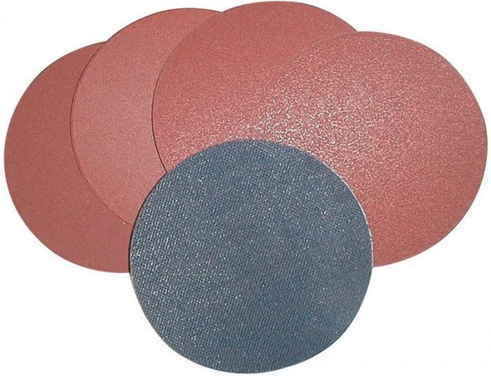 Disques abrasifs + velcro en lot - Ø 150 mm
