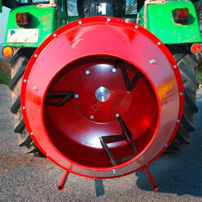 Bétonnière pour tracteur - 300 litres