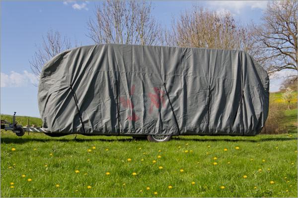 Bâche caravane - camping-car 610 x 225 x 220 cm