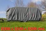 Bâche pour caravane-camping car 520 x 225 x 220 cm