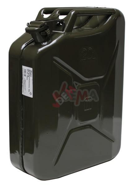Jerrican de type US 20 litres