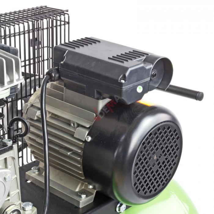 Compresseur 100 l bi-cylindre  230 V