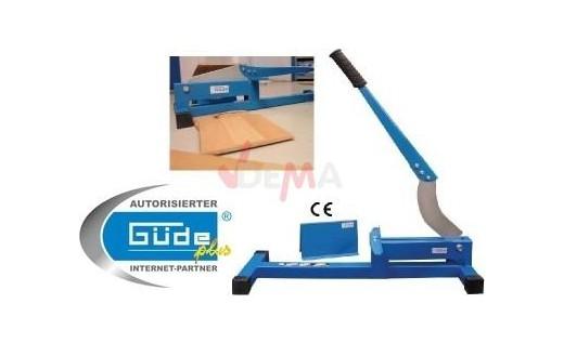 Coupe parquet cisaille GUDE GL 20
