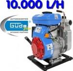 Motopompe thermique 4 temps 10.000 L/H